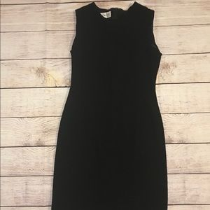 JONES NEW WEAR Black Dress